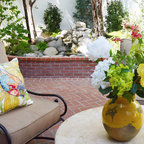 Outdoor Kitchen Traditional Patio New Orleans By