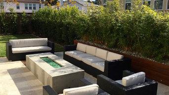Backyard modern- La Mesa