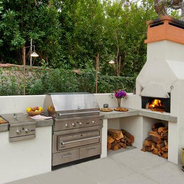 Backyard Oasis | Wallace Neff Classic in Pasadena