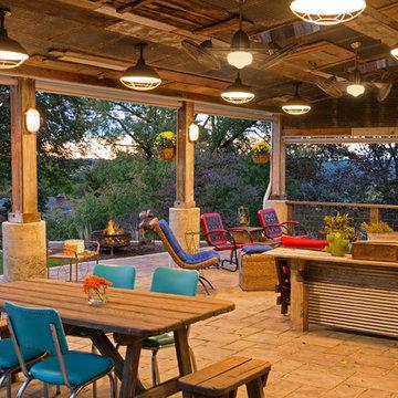 Backyard Party Pavilion