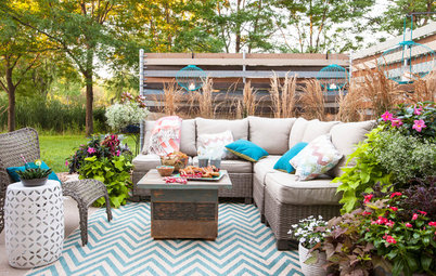 10 Excellent Outdoor Dining Ideas