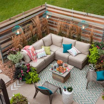 Backyard Patio Lounge
