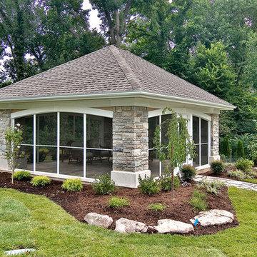 Backyard Pavilion