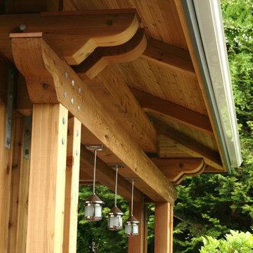 Backyard Remodel Details
