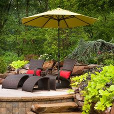 Traditional Patio by Landscape St. Louis, Inc.