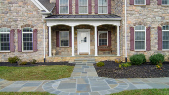 Backyard Retreat and Phase 1 Entry Way - Bowie, MD