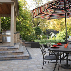 Traditional Patio by Premier Outdoor Environments, Inc.