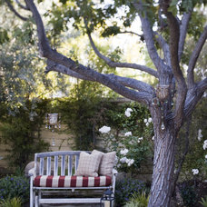 Eclectic Patio by Tami Smight Interiors