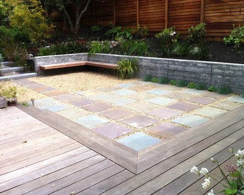 Example Of A Trendy Patio Design In San Francisco