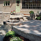 Exteriors Traditional Patio Charlotte By Alair