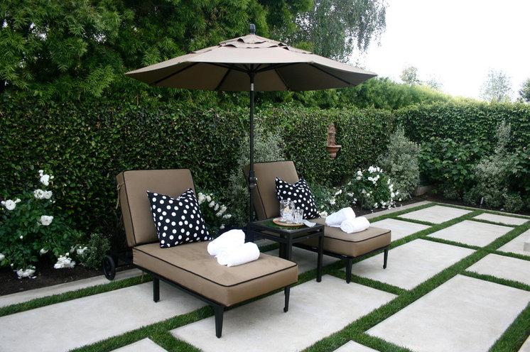 Traditional Patio by Devon Design, Inc.