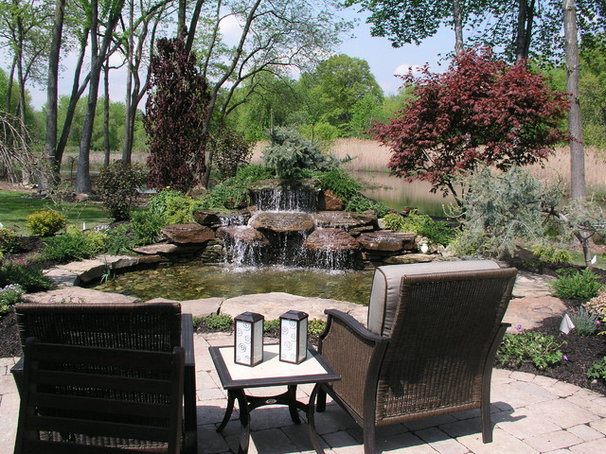 Asian Patio by Outdoor Magic, Inc.