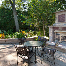 Traditional Patio by Infinite Possibilities