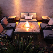 Mediterranean Patio by Cooke Furniture