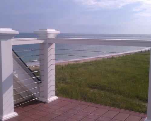 Balcony railing designs houzz for Terrace railings design philippines