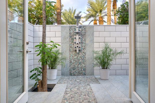 Contemporary Patio by Allure Designs