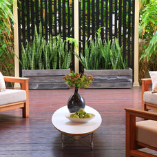 Asian Patio by ecodesign Pty Ltd