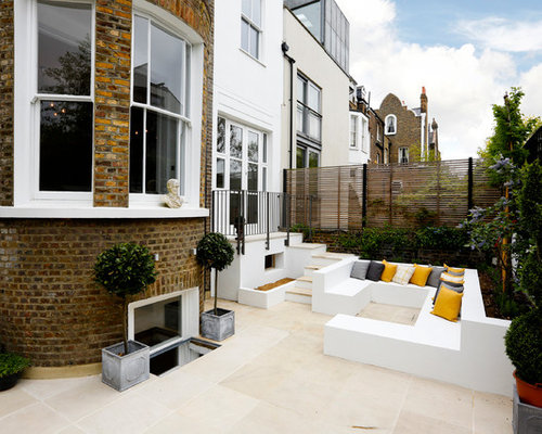 Townhouse Patio Home Design Ideas Pictures Remodel And Decor
