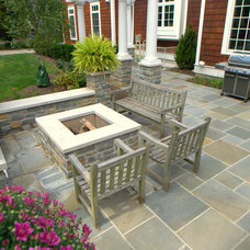 Traditional Patio by Michaelson Homes LLC