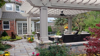 Barrington Pergola