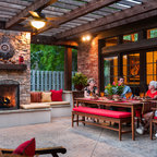 Bartlesville Outdoor Living Traditional Patio