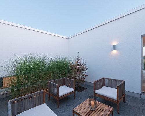 Unbedeckte outdoor gestaltung im innenhof ideen f r - Bauhaus pergolas ...