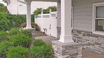 Bayshore Porch Column