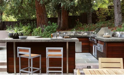 Great Grill Setups Take the Party Outside