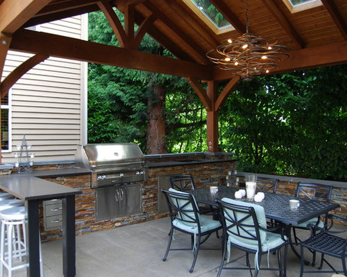 Patio Cover With Skylight Houzz