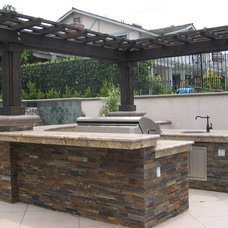 Traditional Patio by Elite Environments