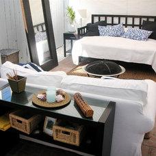 Tropical Patio by Newport Balboa Design