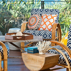 Tropical Patio by Highgate House
