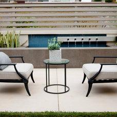 Contemporary Patio by Sage Outdoor Designs