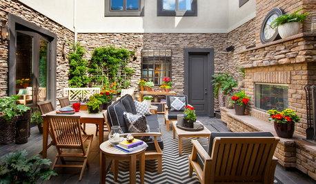 11 patios que te sorprenderán