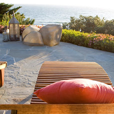 Beach Style Patio by Toro-Lombardo Design Build
