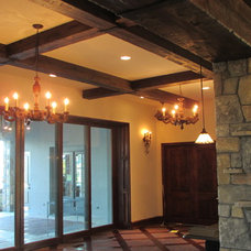 Contemporary Home Decor by Green Valley Beam & Truss Co.