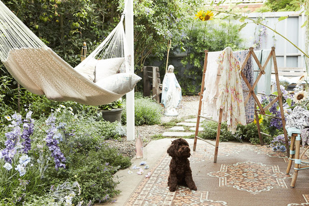 Shabby-Chic-Style Patio by Rachel Ashwell Shabby Chic Couture