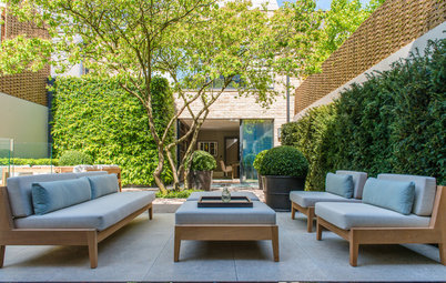 10 Simple Ideas for Creating a Courtyard With the Wow Factor