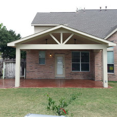 Traditional Patio by Affordable Shade Patio Covers