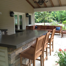 Traditional Patio by Addition Building & Design, Inc.