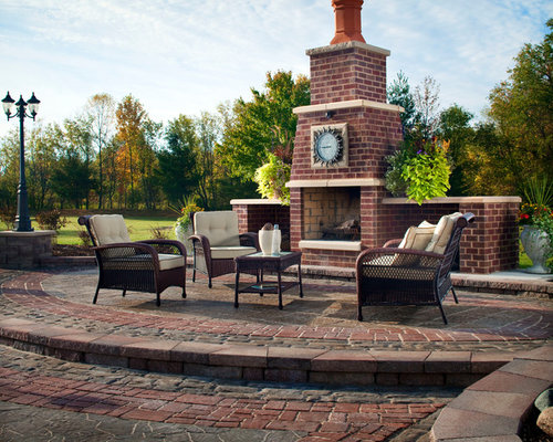 Backyard Fireplace Designs exteriorsmodern outdoor fireplace ideas contemporary medium home garden fireplace designs home decor as wells Saveemail