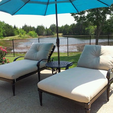 Traditional Patio by Sunnyland Patio Furniture