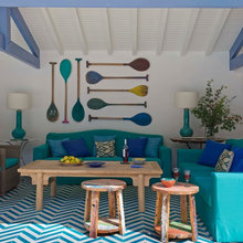 This Just In: Pool House With Paddles, Biarritz, France