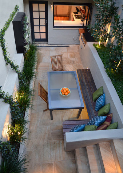 Contemporaneo Patio by OUTHOUSE design