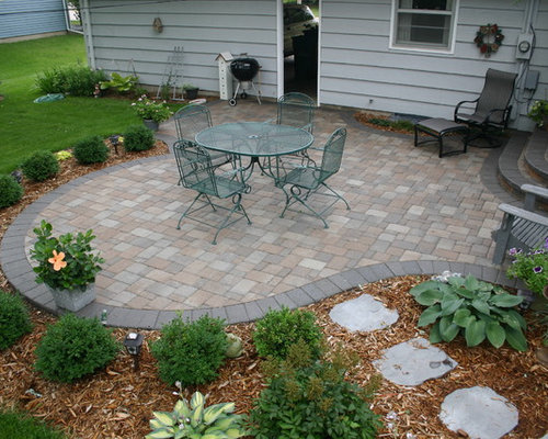 Paver Edging Houzz
