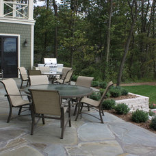 Traditional Patio by Arcadia Gardens, LLC