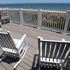 Traditional Patio by Boardwalk Builders