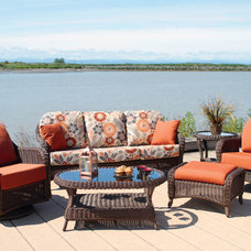 Traditional Patio by InsideOut Patio Furniture