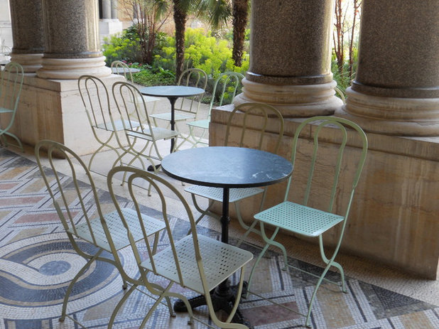 Popular Traditional Patio by Paintbox Garden
