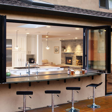 Pass Through Window Home Design Ideas, Pictures, Remodel and Decor